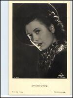 Postkarte Kino Bühne Film Foto Verlag Schauspielerin Actress Elfriede Datzig