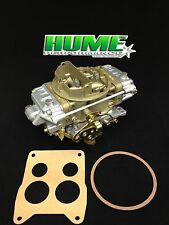 GENUINE HOLLEY 650 CFM DOUBLE PUMPER SPREADBORE CARB CARBURETTOR RECO FORD CHEV