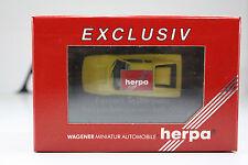 "Ferrari Testarossa ""Herpa Messemodell `90"" in PC-Box+OVP  (Herpa/MK/PC 311"