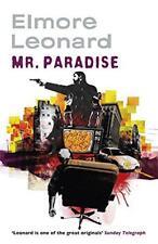MR PARADISE di ELMORE LEONARD LIBRO TASCABILE 9780753827369 NUOVO