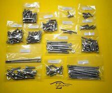 LS1 Stainless Steel Engine Bolt Kit SS Allen Head  LSX LS2 LS3 LS6 LS7 5.7L 055