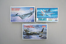 1/144 Three Kits Valkyrie, Vigilante, B-52