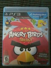 Angry Birds Trilogy Sony PlayStation 3, PS3 CIB