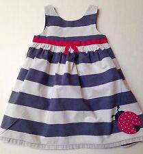 Gymboree Dress Girls Size 18-24 months~Summer Ladybug
