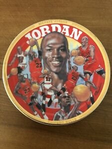 Vintage 1992 Sports Impressions Collectible Plate Michael Jordan