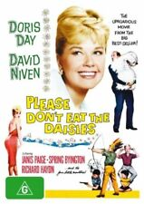 PLEASE DON'T EAT DAISIES DVD REGION 4. very good condition rare oop  t95