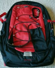 NEW SCHOOL/LAPTOP CLASSIC RED/BLACK NORTH FACE MUIRS BOREALIS BACKPACK +BONUSES!
