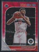 2019-20 HOOPS PREMIUM STOCK RED WAVE SSP PRIZM THOMAS BRYANT