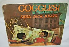 Goggles by Ezra Jack Keats  First Collier Book Edition 1971