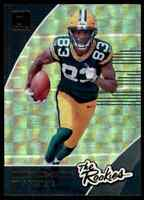 2018 DONRUSS THE ROOKIES MARQUEZ VALDES-SCANTLING RC GREEN BAY PACKERS #R-36