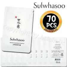 Sulwhasoo Gentle Cleansing Foam EX 5ml x 70pcs (350ml) Sample Newist Version