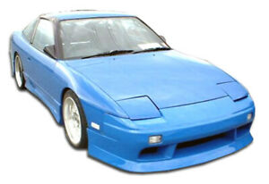 89-94 Fits Nissan 240SX V-Speed Duraflex Full Body Kit!!! 110737