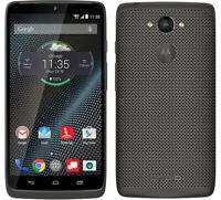 New Motorola DROID Turbo XT1254 Black Nylon (Verizon)(Tmobile) 4G/GSM Unlocked