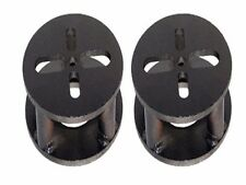 """AirMaxxx Tow Assist 4"""" Air Bag Suspension Spacer For Lifted Truck 2 Lift Spacers"""