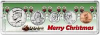 Merry Christmas Coin Gift Set for the year 2010