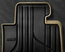 BMW OEM Beige Rubber Floor Mats 2014-2017 428i 430i 440i Convertible 51472348157