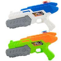 Pistolas de Agua 32cm Grande 2 de Juego Pistola de Aerosol Con Tanque Pumpgun