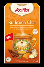 9,68€/100g   Yogi Tea® . Kurkuma Chai . Bio . 1 x 17x2,0g . Yogi Tee