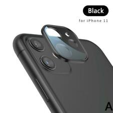 Metal Tempered Glass Screens Rear Camera Lens Protector For iPhone 11 11 Pro Max
