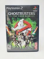 Ghostbusters: The Video Game (Sony PlayStation 2, 2009) PS2 CIB