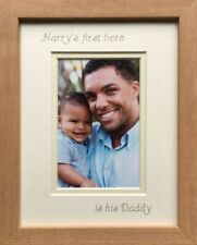 Rectangle Plastic Personalised Photo & Picture Frames
