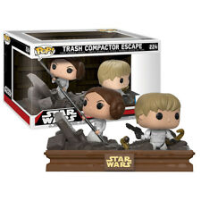 Funko Pop Trash Müllpresse Escape - Star Wars Film Momente - Produkt Offizielle