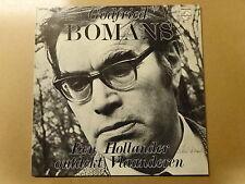 """LP 12"""" / GODFRIED BOMANS: EEN HOLLANDER ONTDEKT VLAANDEREN (PHILIPS, HOLLAND)"""