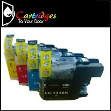 Premium LC131 / LC133XL Compatible Inkjet Cartridge Set For Brother Printers