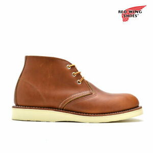 Red Wing Heritage 3140 Men's Work Chukka Boot (Oro-iginal Leather)