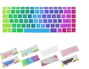 Colored trendy Silicone Keyboard Cover for Laptop Computer Keyboard Protector