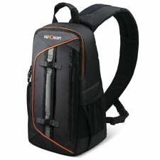 K&F Concept Compact Camera Slingshot Backpacks - Black