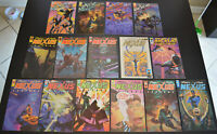 NEXUS LEGENDS / NEXT NEXUS (15-Book) LOT 1989 First Comics #1 3-6 9-12 50 75 1-4