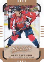 2015-16 Upper Deck MVP Hockey #130 Alexander Ovechkin SP Washington Capitals