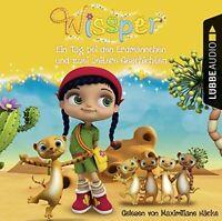 CORNELIA NEWDERT - WISSPER: FOLGE 01-04  2 CD NEW