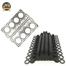 Replacement for ARP Head Studs Cylinder Head Gasket 18mm 03-06 Powerstroke 6.0L