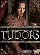 The Tudors: The Complete Series (DVD, 2014, 14-Disc Set)