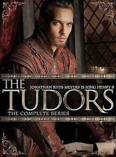 The Tudors: The Complete Series (DVD, 2014, Disc Set)