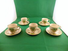 Staffordshire Plex St Pottery Tea Set