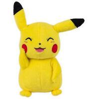 Peluche Pokemon originale ufficiale Pikachu film giallo 20 cm ufficiale
