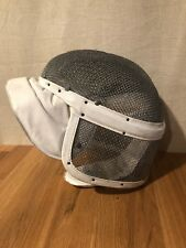Very Good Condition - VINTAGE CASTELLO NYC FENCING MASK ANTIQUE OLD