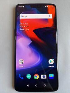 OnePlus 6 64GB  (Unlocked) Smartphone - Mirror Black