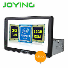 JOYING RAM 2GB ROM 32GB 8 INCH SINGLE DIN STEERING WHEEL CONTROL DAB+ DVR OBD SD
