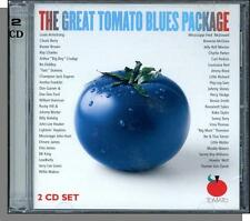 The Great Tomato Blues Package (2002) - New 2 CD Blues Set! 45 Songs!