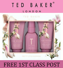 Ted Baker PRETTY LITTLE BLOSSOM Mini Trio Gift Set Ladies Birthday Gift BNIB