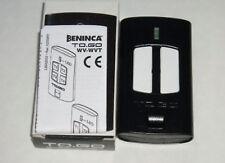Genuine Beninca TO.GO-2WV Puerta & transmisor Fob remoto de puerta de garaje rolling code
