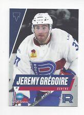 2017-18 Laval Rocket (AHL) Jeremy Gregoire (Milwaukee Admirals)