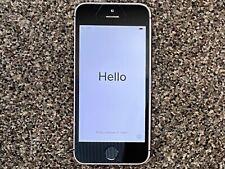 New listing Apple iPhone Se 1st Gen A1662 Verizon Lock 32Gb Space Grey- Grade C 70%+ Battery