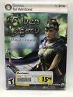 Video Game - Computer Pc Dvd-rom - Elven Legacy (big Box) - New