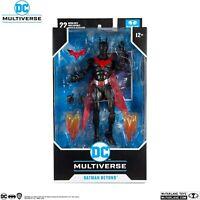 McFarlane DC Multiverse BATMAN BEYOND 7in Action Figure IN HAND