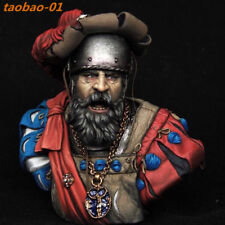 Resin figure Bust model garage kit 1/10 Ancient soldiers miniatures Bust 203